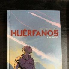 Cómics: HUÉRFANOS, DE RECCHIONI Y MAMMUCARI. Lote 278513548