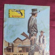 Cómics: SHERIFF. UN TRAGO ANTES DE MORIR. VILMAR EDICIONES.. Lote 278532253