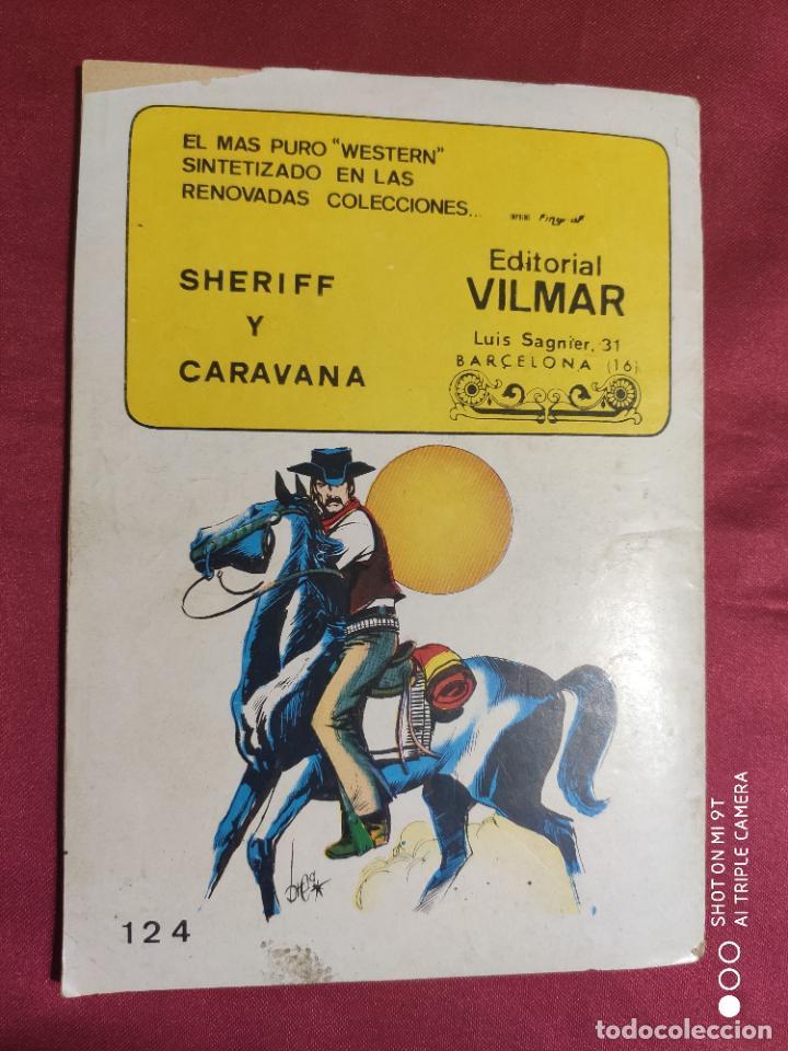 Cómics: SHERIFF. Nº 124. PUEBLO FANTASMA. VILMAR EDICIONES. - Foto 2 - 278532833