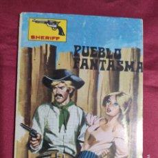Cómics: SHERIFF. Nº 124. PUEBLO FANTASMA. VILMAR EDICIONES.. Lote 278532833