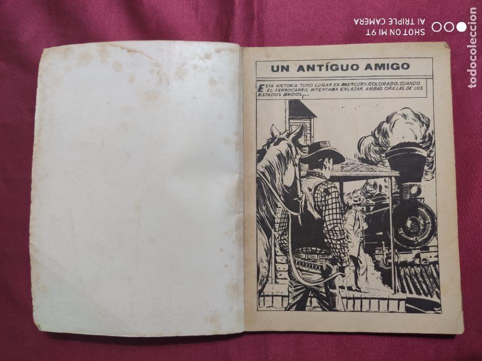 Cómics: SENDAS SALVAJES. Nº 162. UN ANTIGUO AMIGO. PRODUCCIONES EDITORIALES - Foto 2 - 278537953