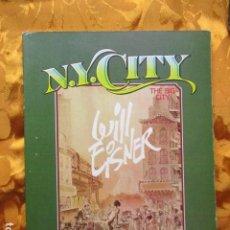 Cómics: N.Y. CITY. THE BIG CITY., WILL EISNER.. Lote 278628633