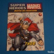 Comics : BUSTOS DE COLECCION DE FASCICULO SUPERHEROES MARVEL DE THOR AÑO 2017 Nº 5 DE ALTAYA LOTE 29 E. Lote 278805398