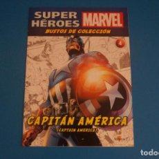 Comics : BUSTOS COLECCION FASCICULO SUPERHEROES MARVEL DE CAPITAN AMERICA AÑO 2017 Nº 4 DE ALTAYA LOTE 29 E. Lote 278805523