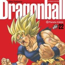 Cómics: DRAGON BALL ULTIMATE Nº 22/34. Lote 278832823