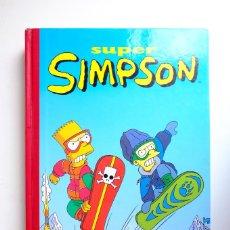 Cómics: COMIC SUPER SIMPSON. Nº 5. EDICIONES B. 1999. Lote 278833133