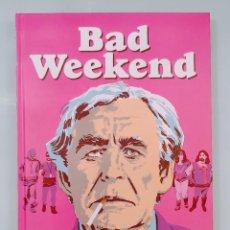 Cómics: BAD WEEKEND DE ED BRUBAKER Y SEAN PHILLIPS EVOLUTION COMICS. Lote 278885583