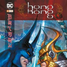 Cómics: BATMAN HONG KONG. ECC. 128 PAGINAS.. Lote 278885758
