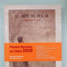 Cómics: EL ARTE DE VOLAR ED ESPECIAL CON PÁGINAS EXTRA DE PONENT KIM Y ANTONIO ALTARRIBA. Lote 278920788