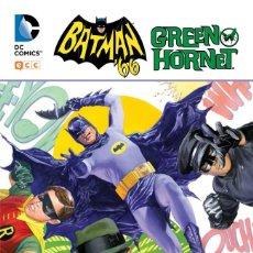 Cómics: KEVIN SMITH. BATMAN 66 GREEN HORNET. TAPA DURA. ECC. 128 PAGINAS. Lote 278921158