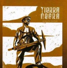 Comics: TIERRA NEGRA. Lote 278957783