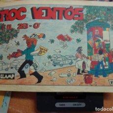 Cómics: EN ROC VENTÓS I EL 28-O, NÚM 1, PRIMERA EDICIÓ, 1982. Lote 278964413