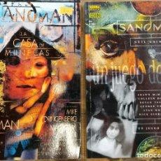 Comics: SANDMAN DE NEIL GAIMAN. VARIOS TOMOS. Lote 280128048