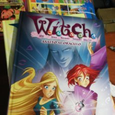 Comics: WITCH ASALTO AL ORÁCULO N°15 PLANETA JÚNIOR. Lote 280149473