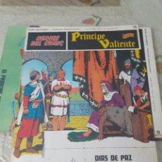 Cómics: PRÍNCIPE VALIENTE - Nº 79 DE 96 - HÉROES DEL CÓMIC - 1973 - BURU LAN COMICS -. Lote 280417403