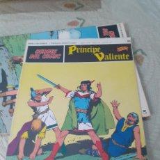Cómics: PRÍNCIPE VALIENTE - Nº 81 DE 96 - HÉROES DEL CÓMIC - 1973 - BURU LAN COMICS -. Lote 280417818