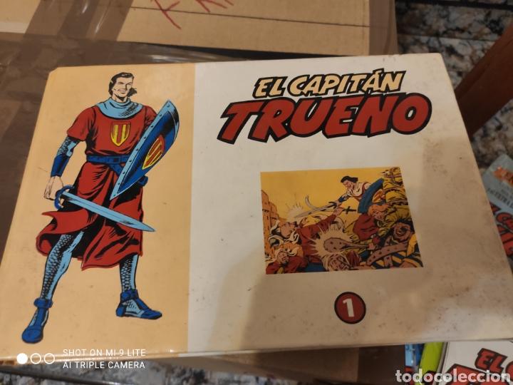 Cómics: Capitán Trueno - Foto 4 - 218429982
