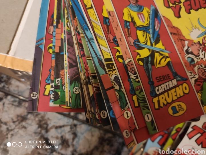 Cómics: Capitán Trueno - Foto 5 - 218429982