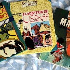 Cómics: LOTE COMICS METAL HURLANT AÑOS 80. Lote 280863688