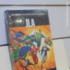 Comics: COLECCION NOVELAS GRAFICAS DC JLA: AÑO UNO PARTE 1 VOL. 10 - ECC SALVAT OFERTA. Lote 281001323