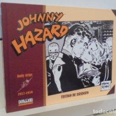 Fumetti: JOHNNY HAZARD 1957-1959 DAILY STRIPS - DOLMEN OFERTA (ANTES 29,90 €). Lote 281787683