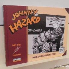 Fumetti: JOHNNY HAZARD 1959-1961 DAILY STRIPS - DOLMEN OFERTA (ANTES 29,90 €). Lote 281787758