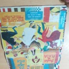 Cómics: LA CODORNIZ / 8 JUNIO 1941, 8 JUNIO 1966 / 25 AÑOS / AH41. Lote 281920598