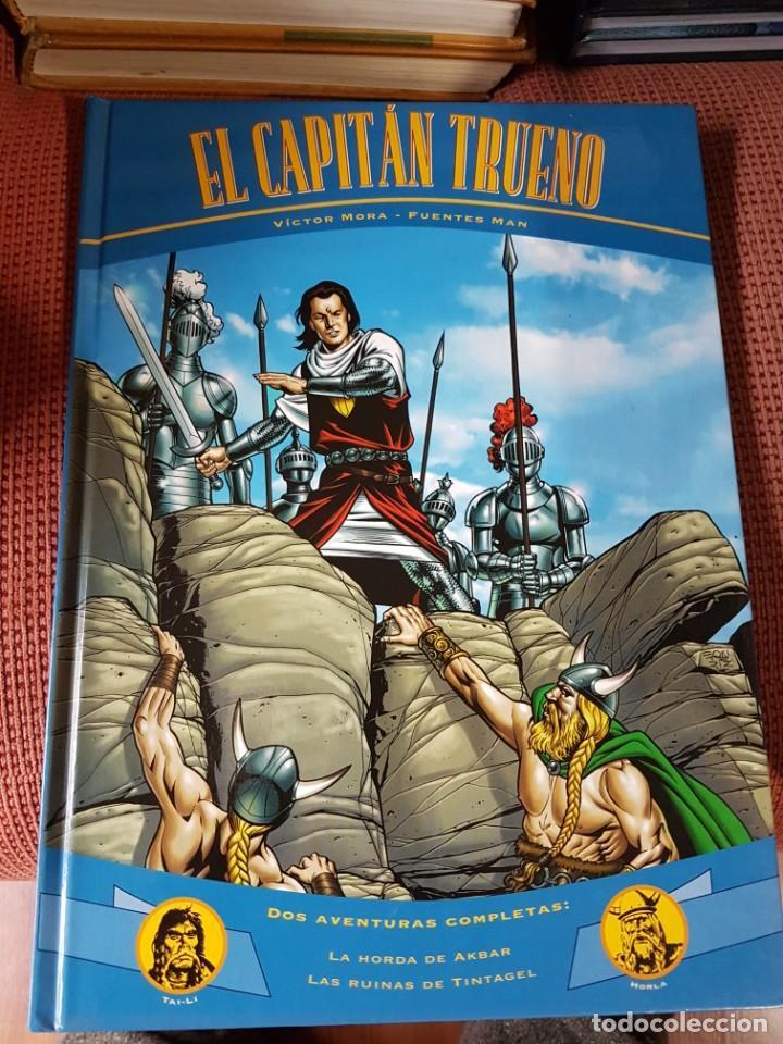 Cómics: ESPAÑOLES . EL CAPITAN TRUENO - Foto 2 - 19510833