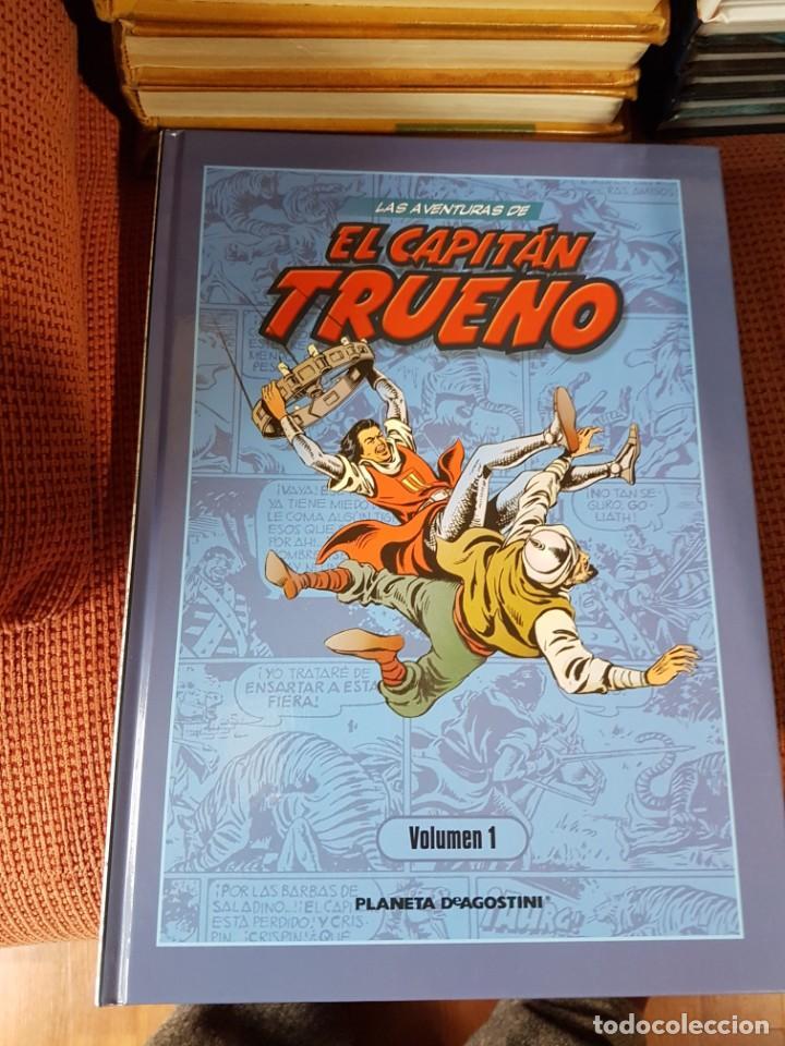 Cómics: ESPAÑOLES . EL CAPITAN TRUENO - Foto 3 - 19510833