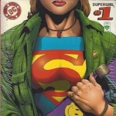 Cómics: SUPERGIRL SUPER GIRL Nº1 - PERFECTO ESTADO, NUEVO !!. Lote 295397343