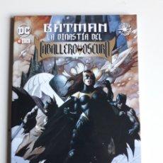 Cómics: BATMAN. LA DINASTÍA DEL CABALLERO OSCURO. ¡ NUEVO!. Lote 283329023