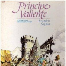 Cómics: COMIC PRINCIPE VALIENTE, Nº 3: INVASION SAJONA; BURULAN, AÑO 1983. Lote 284483888
