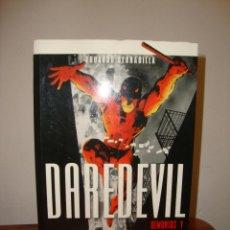 Comics: DAREDEVIL. DEMONIOS Y OSCURIDAD - EDUARDO SERRADILLA - PRETEXTOS DOLMEN. Lote 285099693