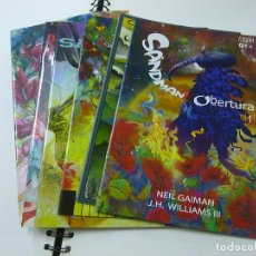 Cómics: SANDMAN: OBERTURA, 1 - 6 (COMPLETA!!!) - ECC -N 13. Lote 285437543