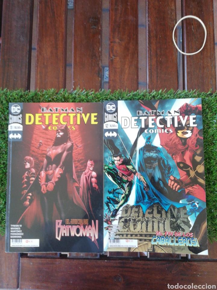 2 DC COMICS BATMAN DETECTIVE 2018 (Tebeos y Comics - Comics Pequeños Lotes de Conjunto)