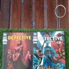 Cómics: 2 DC COMICS BATMAN DETECTIVE 2018. Lote 285539543