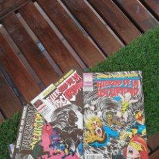 Cómics: 4 SPIDERMAN FUERZAS DE LA OSCURIDAD MÁRVEL 1992. Lote 285587883