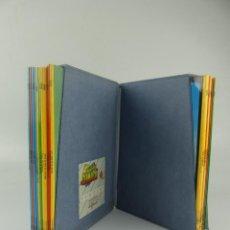 Comics: COLECCION DE 22 COMICS DE TINTIN 2 EDICIONES DEL PRADO EN FRANCES STUDY COMICS. Lote 285819913