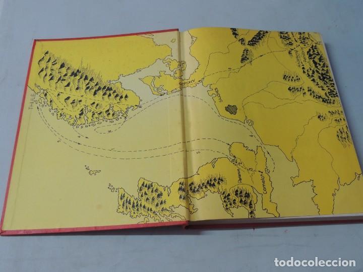 Cómics: PRINCIPE VALIENTE 8 TOMOS COMPLETA - BURU LAN 1972/3 .- HAL FOSTER - Foto 3 - 286145298