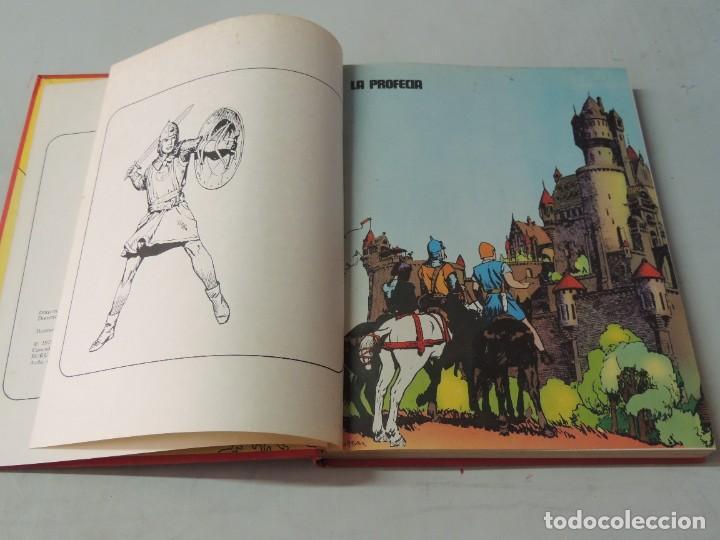 Cómics: PRINCIPE VALIENTE 8 TOMOS COMPLETA - BURU LAN 1972/3 .- HAL FOSTER - Foto 5 - 286145298