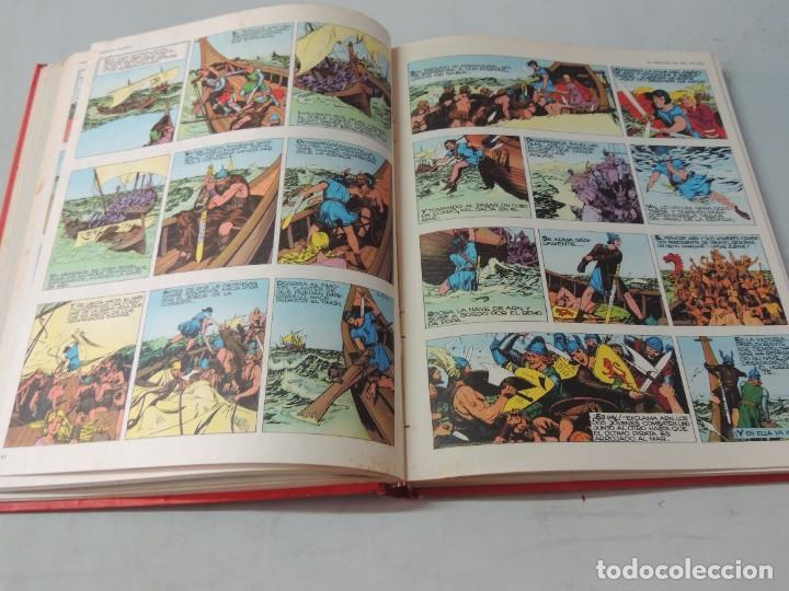 Cómics: PRINCIPE VALIENTE 8 TOMOS COMPLETA - BURU LAN 1972/3 .- HAL FOSTER - Foto 8 - 286145298