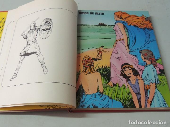 Cómics: PRINCIPE VALIENTE 8 TOMOS COMPLETA - BURU LAN 1972/3 .- HAL FOSTER - Foto 10 - 286145298