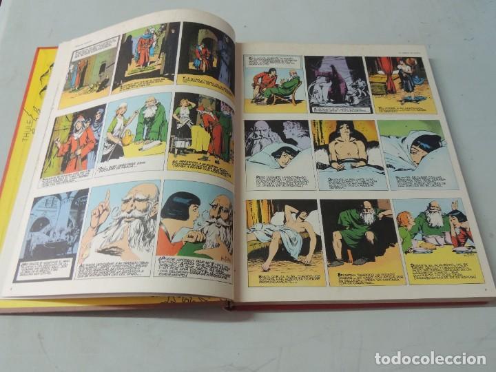 Cómics: PRINCIPE VALIENTE 8 TOMOS COMPLETA - BURU LAN 1972/3 .- HAL FOSTER - Foto 11 - 286145298