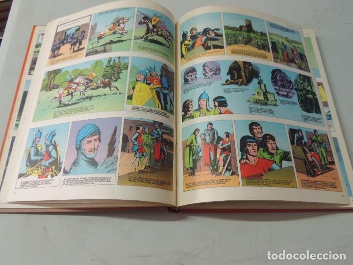 Cómics: PRINCIPE VALIENTE 8 TOMOS COMPLETA - BURU LAN 1972/3 .- HAL FOSTER - Foto 12 - 286145298