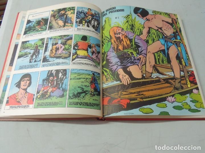 Cómics: PRINCIPE VALIENTE 8 TOMOS COMPLETA - BURU LAN 1972/3 .- HAL FOSTER - Foto 13 - 286145298