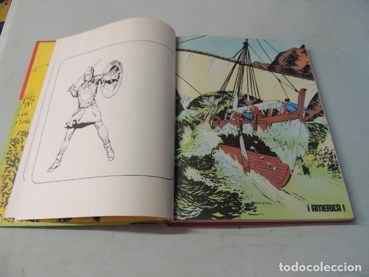 Cómics: PRINCIPE VALIENTE 8 TOMOS COMPLETA - BURU LAN 1972/3 .- HAL FOSTER - Foto 16 - 286145298