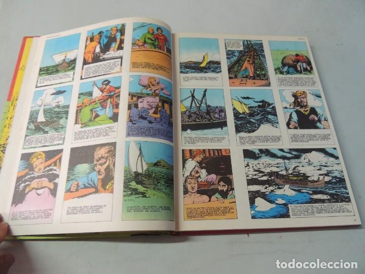 Cómics: PRINCIPE VALIENTE 8 TOMOS COMPLETA - BURU LAN 1972/3 .- HAL FOSTER - Foto 17 - 286145298