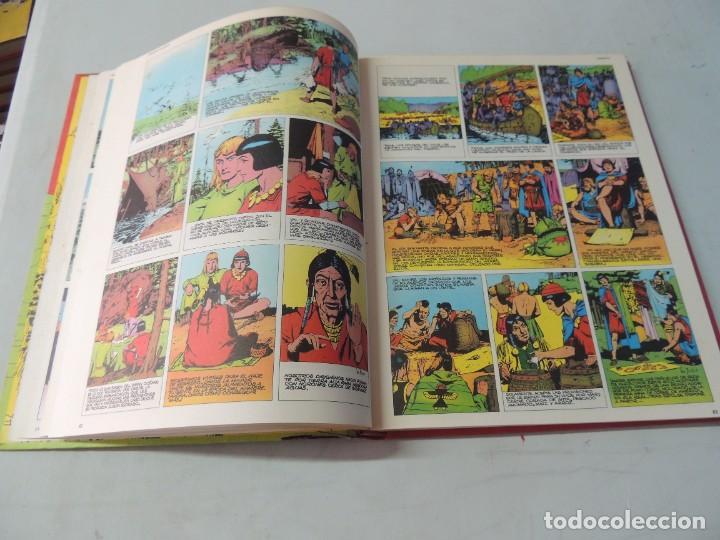 Cómics: PRINCIPE VALIENTE 8 TOMOS COMPLETA - BURU LAN 1972/3 .- HAL FOSTER - Foto 18 - 286145298