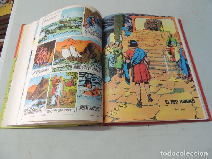 Cómics: PRINCIPE VALIENTE 8 TOMOS COMPLETA - BURU LAN 1972/3 .- HAL FOSTER - Foto 19 - 286145298