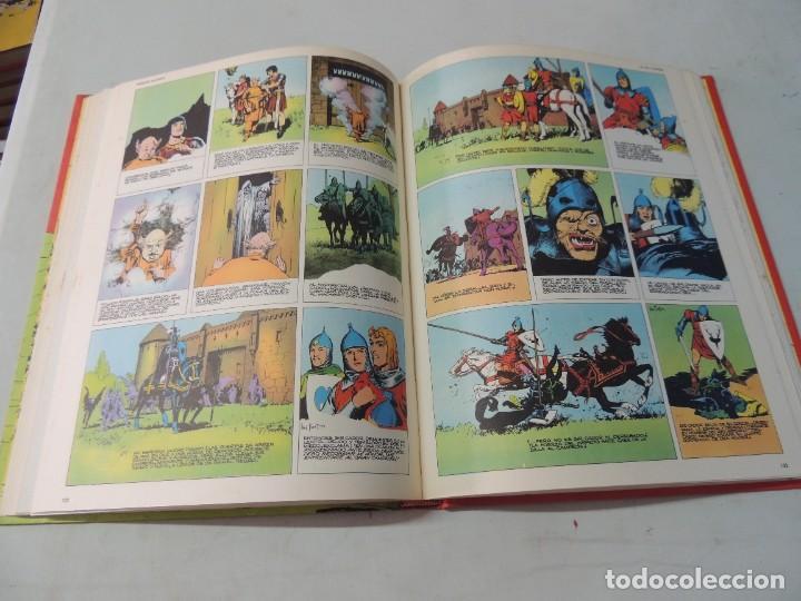Cómics: PRINCIPE VALIENTE 8 TOMOS COMPLETA - BURU LAN 1972/3 .- HAL FOSTER - Foto 21 - 286145298